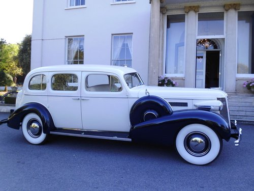 1937 Winston Churchill's Staff car. Buick McLaughlin For Sale (picture 2 of 6)