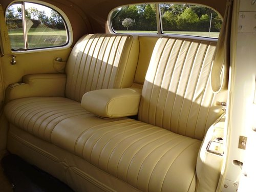 1937 Winston Churchill's Staff car. Buick McLaughlin For Sale (picture 5 of 6)