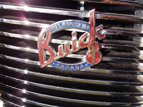 1937 Winston Churchill's Staff car. Buick McLaughlin For Sale (picture 6 of 6)