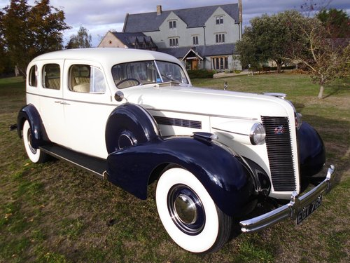 1937 Winston Churchill's Staff car. Buick McLaughlin For Sale (picture 1 of 6)
