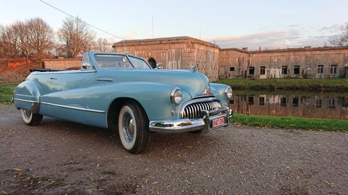 1947 Buick Roadmaster convertible stunning condition For Sale (picture 2 of 6)