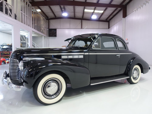 1940 Buick Special Sport Coupe For Sale (picture 1 of 6)