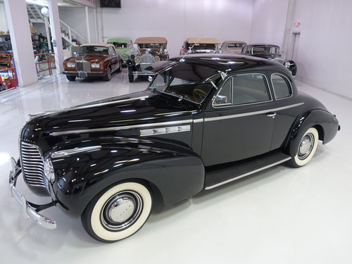 1940 Buick Special Sport Coupe For Sale (picture 2 of 6)