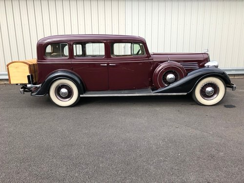 1934 BUICK MCLAUGHLIN 90L ULTRA RARE CANADIAN CLASSIC! SOLD (picture 2 of 6)