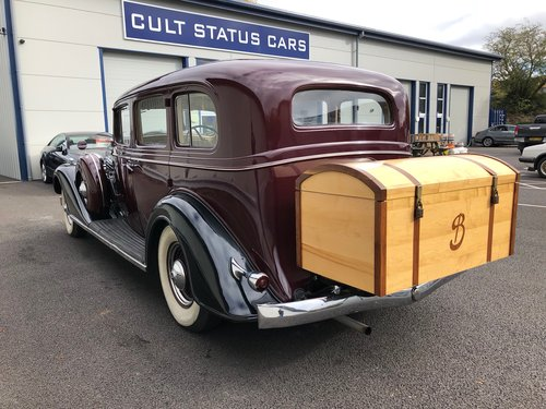 1934 BUICK MCLAUGHLIN 90L ULTRA RARE CANADIAN CLASSIC! SOLD (picture 3 of 6)