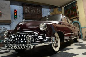 1950 Buick Super 8 Dynaflow, *NL Papiere* For Sale