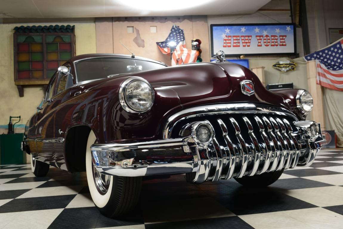 1950 Buick Super 8 Dynaflow, *NL Papiere* For Sale (picture 2 of 6)