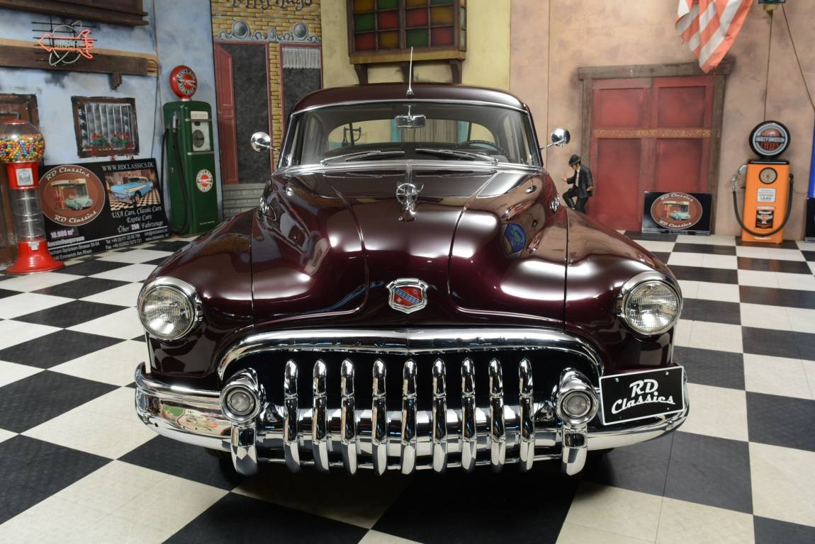 1950 Buick Super 8 Dynaflow, *NL Papiere* For Sale (picture 3 of 6)