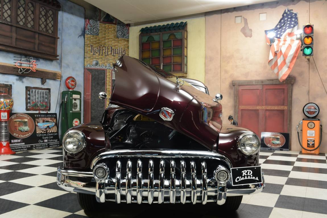 1950 Buick Super 8 Dynaflow, *NL Papiere* For Sale (picture 5 of 6)
