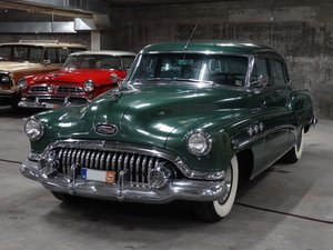1952 Buick Model 52 Super Riviera, totally original