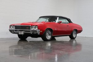 1971 Buick GS Stage 1 Convertible = Restored Auto  $49.5k