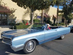 1965 Buick Electra 225 Convertible = Blue(~)Blue  $19.5k For Sale