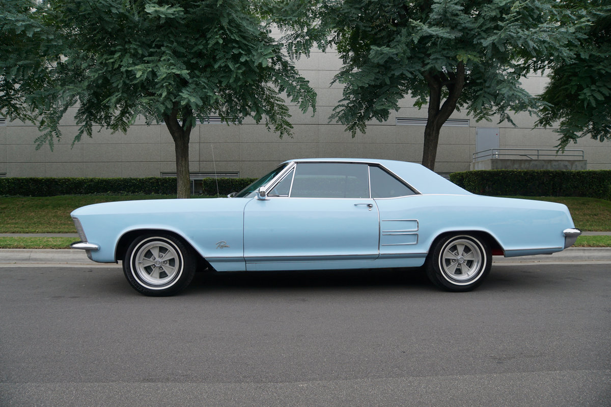 Orig California owner 1963 Buick Riviera 401 V8 For Sale (picture 2 of 6)