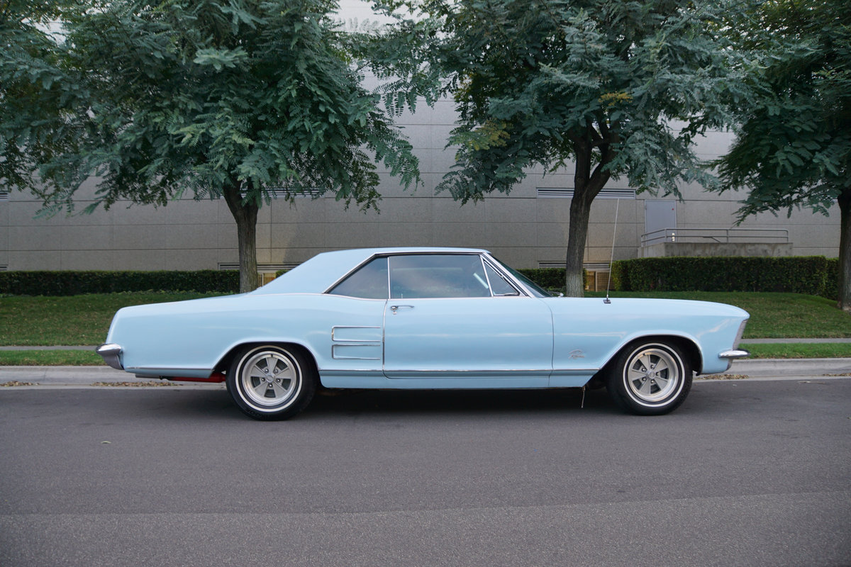 Orig California owner 1963 Buick Riviera 401 V8 For Sale (picture 3 of 6)