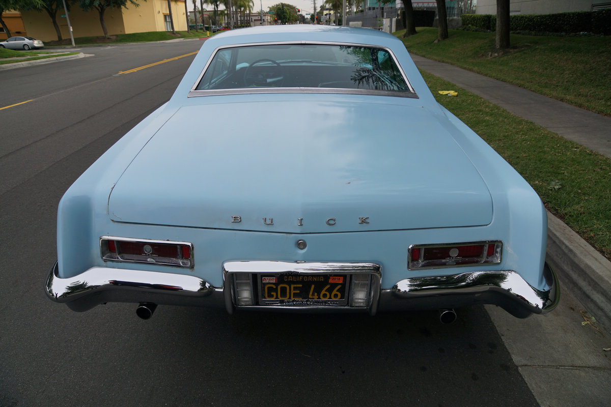 Orig California owner 1963 Buick Riviera 401 V8 For Sale (picture 4 of 6)