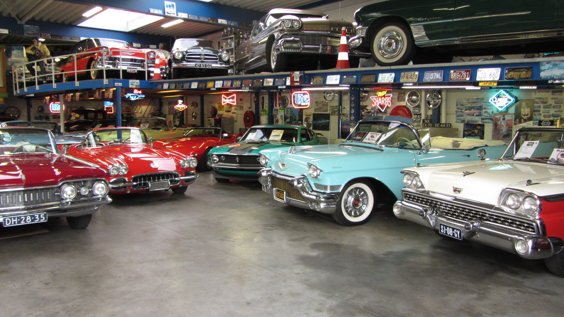 Buick Century Conv 1957 & 50 USA Classics For Sale (picture 6 of 6)