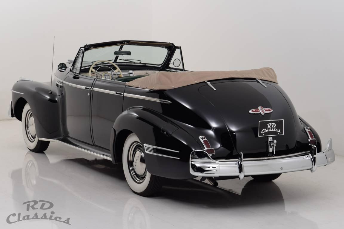 1941 Buick Super 51-C Conv Frame Off Restoration For Sale (picture 2 of 6)