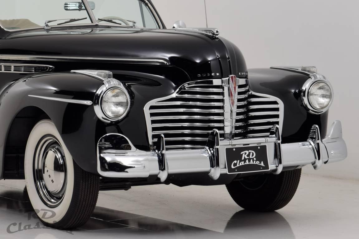1941 Buick Super 51-C Conv Frame Off Restoration For Sale (picture 3 of 6)
