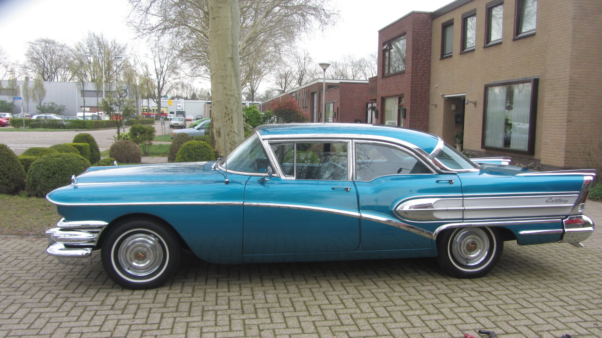 Buick Century 1958  & 50 USA Classics For Sale (picture 2 of 6)