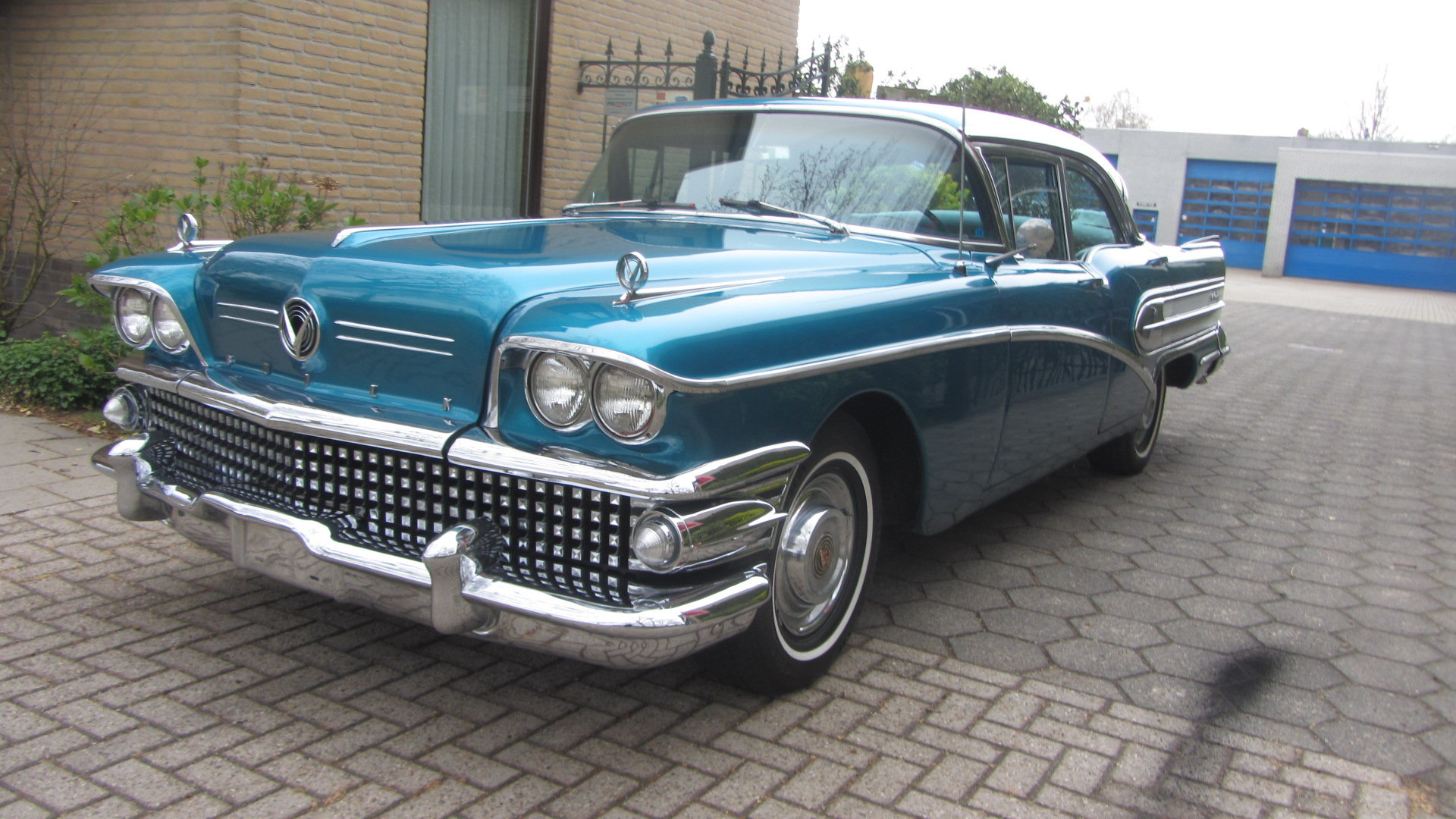 Buick Century 1958  & 50 USA Classics For Sale (picture 4 of 6)