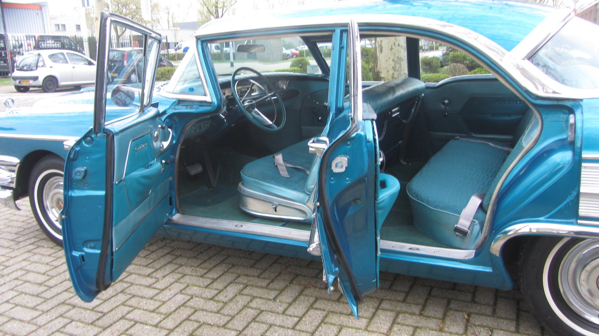 Buick Century 1958  & 50 USA Classics For Sale (picture 5 of 6)