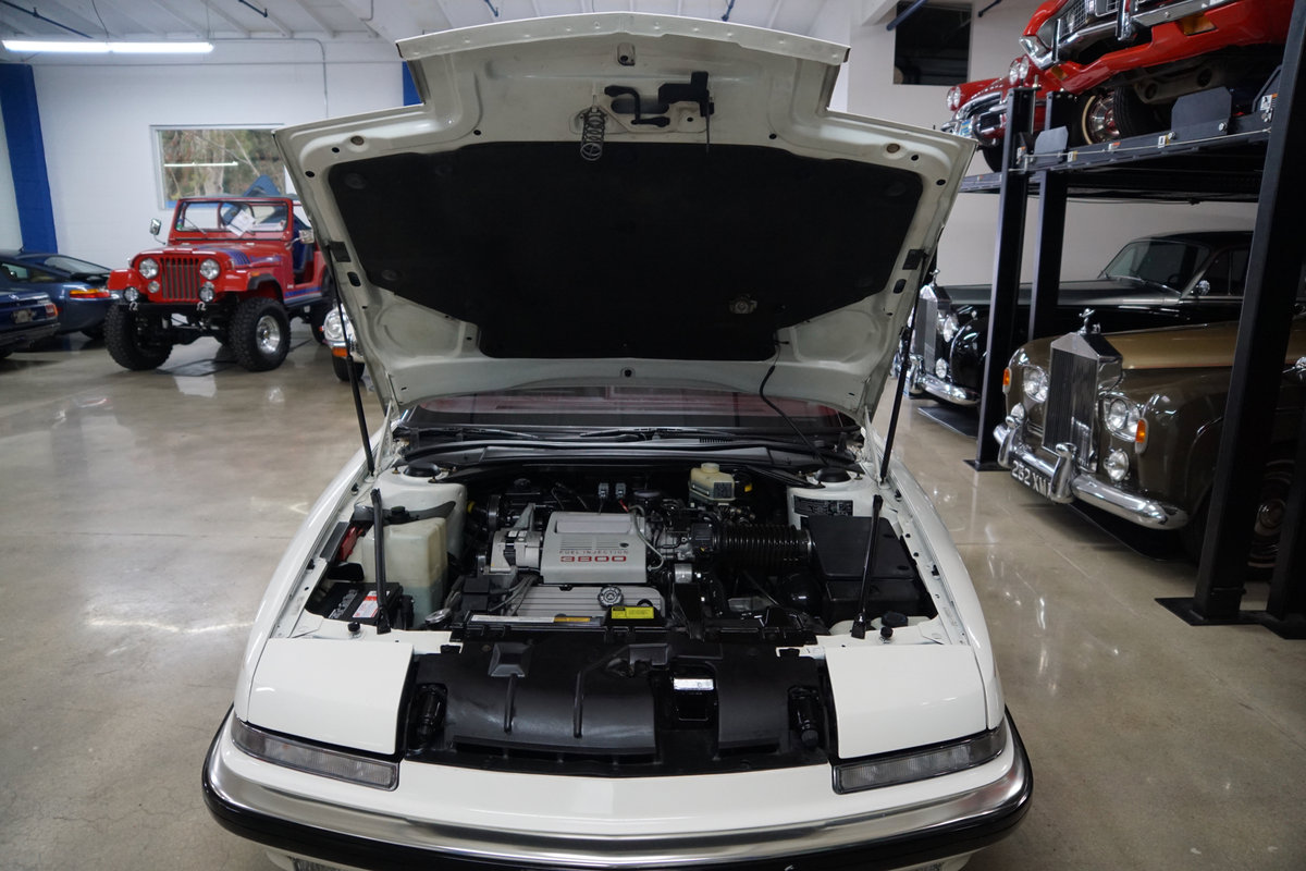 1989 Buick Reatta Coupe with 25K orig miles SOLD (picture 6 of 6)