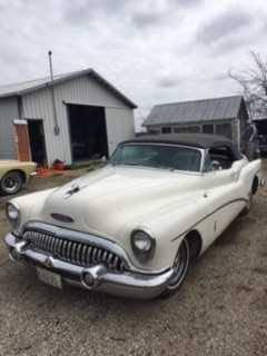 1953 Buick Skylark Convertible (Corinth, KY) $75,000 For Sale (picture 1 of 5)