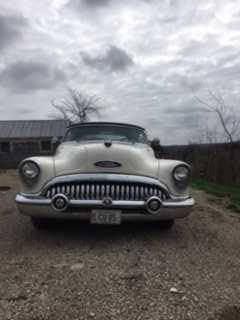 1953 Buick Skylark Convertible (Corinth, KY) $75,000 For Sale (picture 3 of 5)