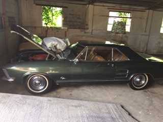 1963 Buick Riviera (Corinth, KY) $19,500 obo For Sale