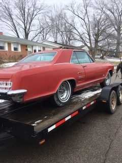 1963 Buick Riviera (Corinth, KY) $19,500 obo For Sale (picture 3 of 6)