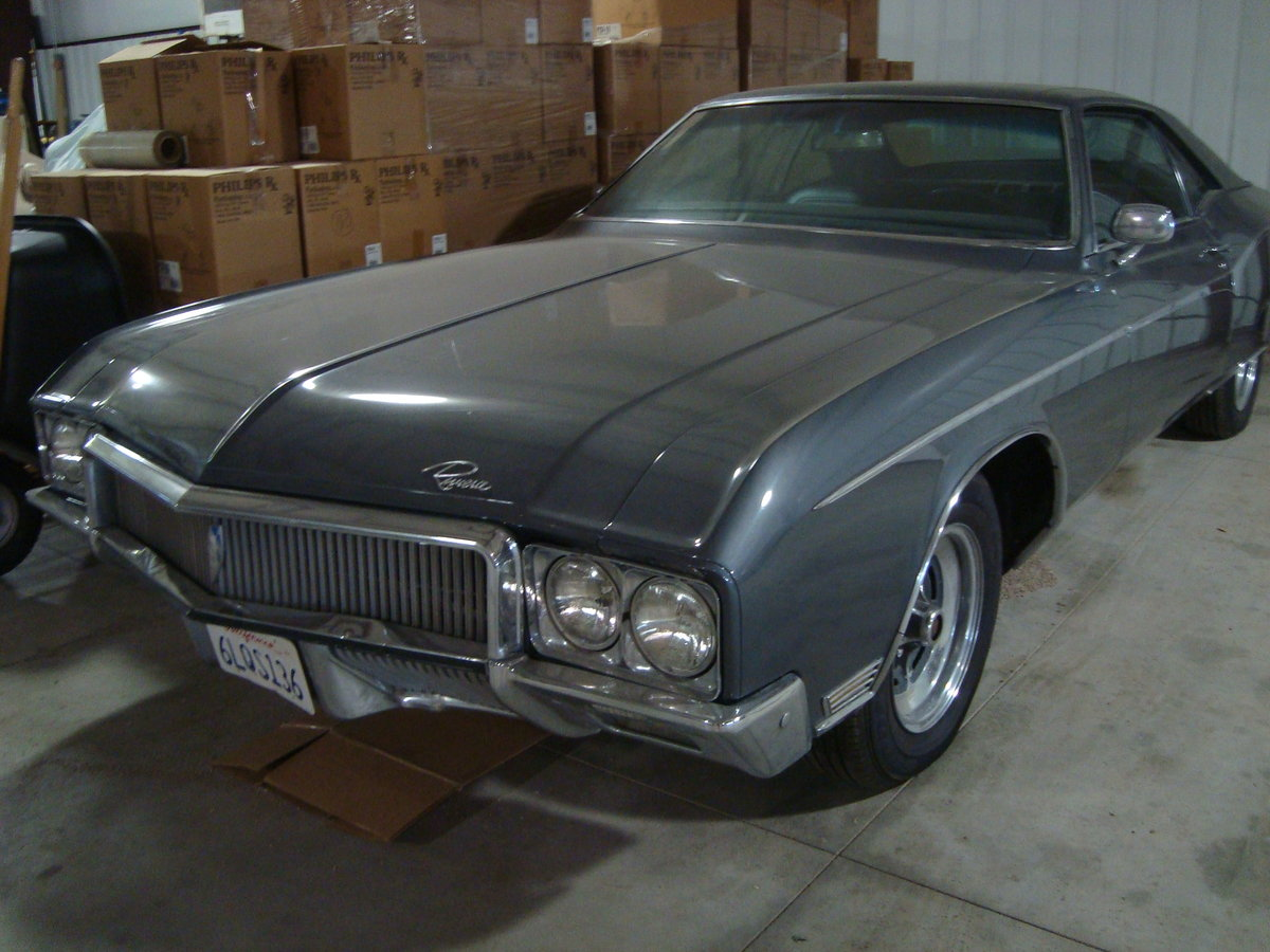 1970 Buick Riviera 2DR HT For Sale (picture 2 of 6)