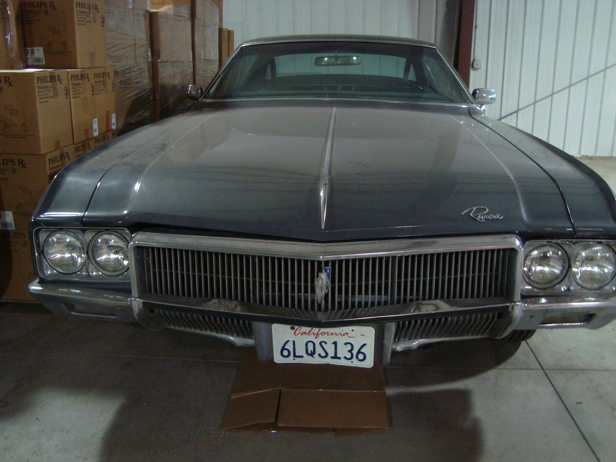 1970 Buick Riviera 2DR HT For Sale (picture 3 of 6)
