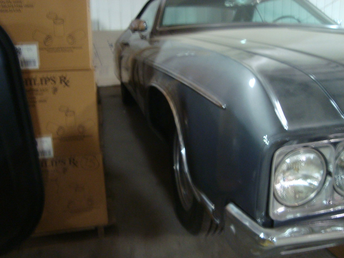 1970 Buick Riviera 2DR HT For Sale (picture 4 of 6)
