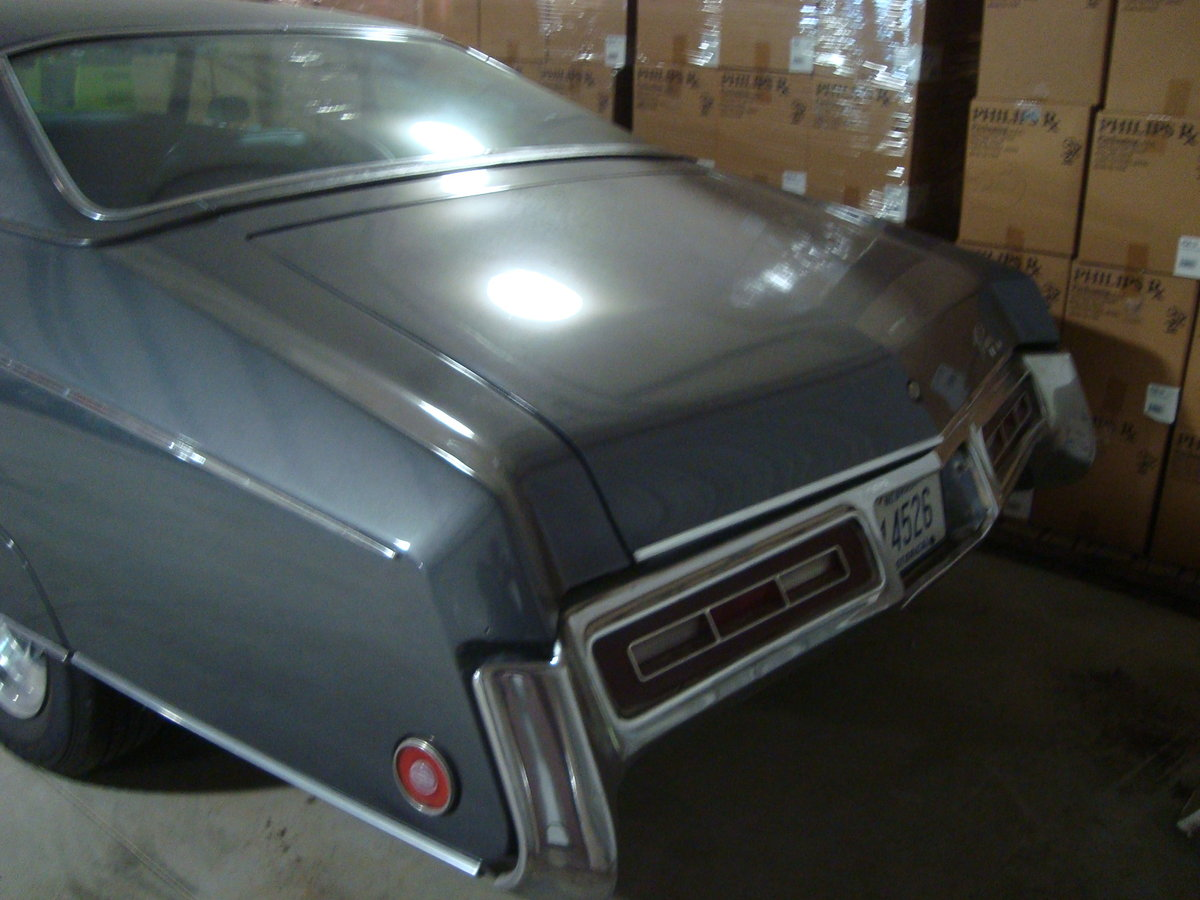 1970 Buick Riviera 2DR HT For Sale (picture 5 of 6)