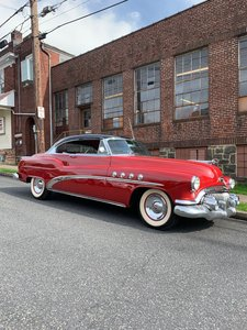 1952 Buick Roadmaster riviera hardtop coupe  For Sale
