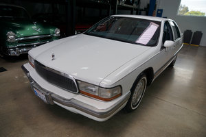 1994 Buick Roadmaster 5.7L V8 Ltd with 43K orig miles SOLD