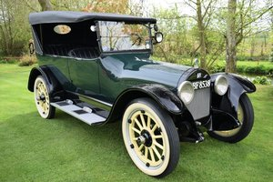 1920 Buick K645 Touring Car Convertible 4.0L 6-Cylinder For Sale