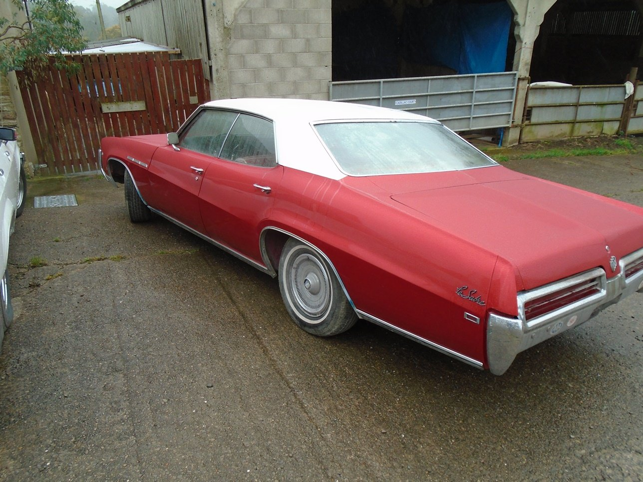 1968 cheap Buick to clear. For Sale (picture 1 of 4)