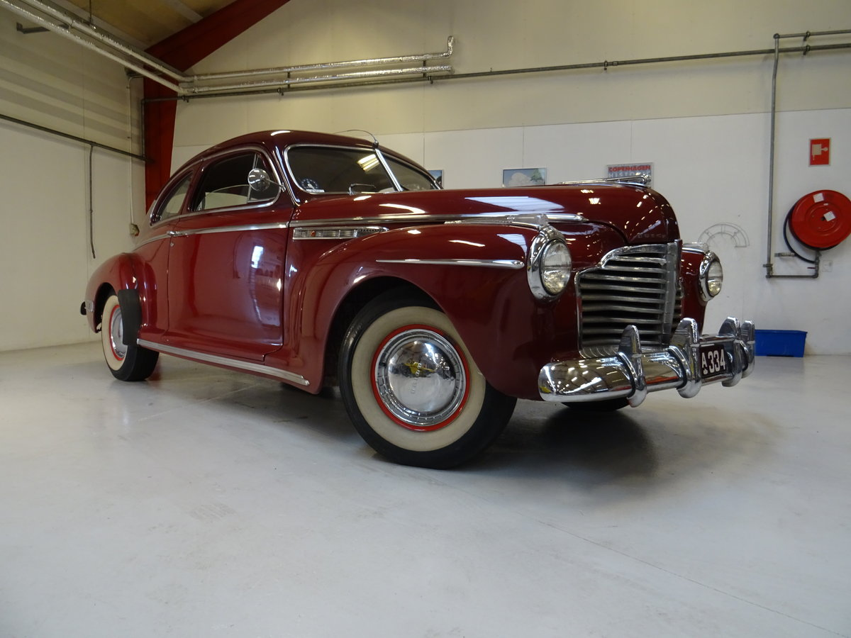 1941 Buick Special Model 46-S, 2-door Sedanet For Sale (picture 1 of 6)