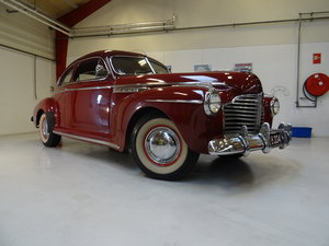 1941  Buick Special Model 46-S, 2-door Sedanet