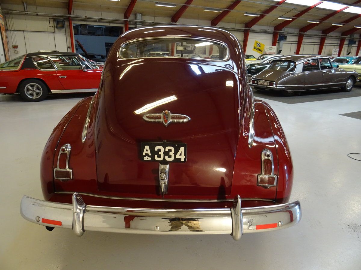 1941 Buick Special Model 46-S, 2-door Sedanet For Sale (picture 3 of 6)
