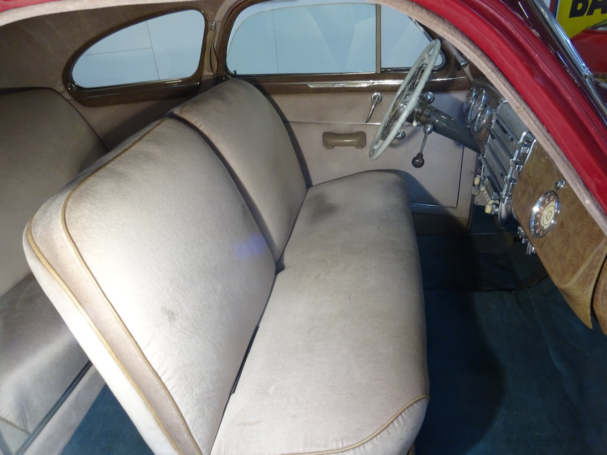 1941 Buick Special Model 46-S, 2-door Sedanet For Sale (picture 5 of 6)