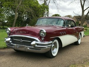 1955 BUICK SPECIAL 2DR HARDTOP PILLARLESS COUPE For Sale
