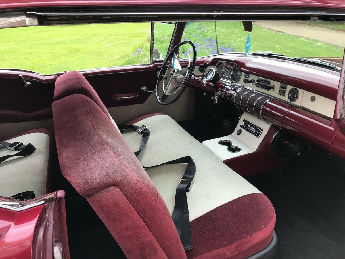 1955 BUICK SPECIAL 2DR HARDTOP PILLARLESS COUPE For Sale (picture 5 of 6)