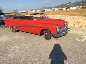 1953 Buick Special Convertible For Sale
