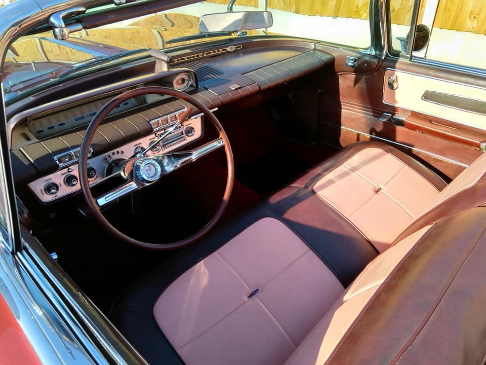 1960 BUICK ELECTRA 225 CONVERTIBLE WOW, PX WELCOME For Sale (picture 5 of 6)