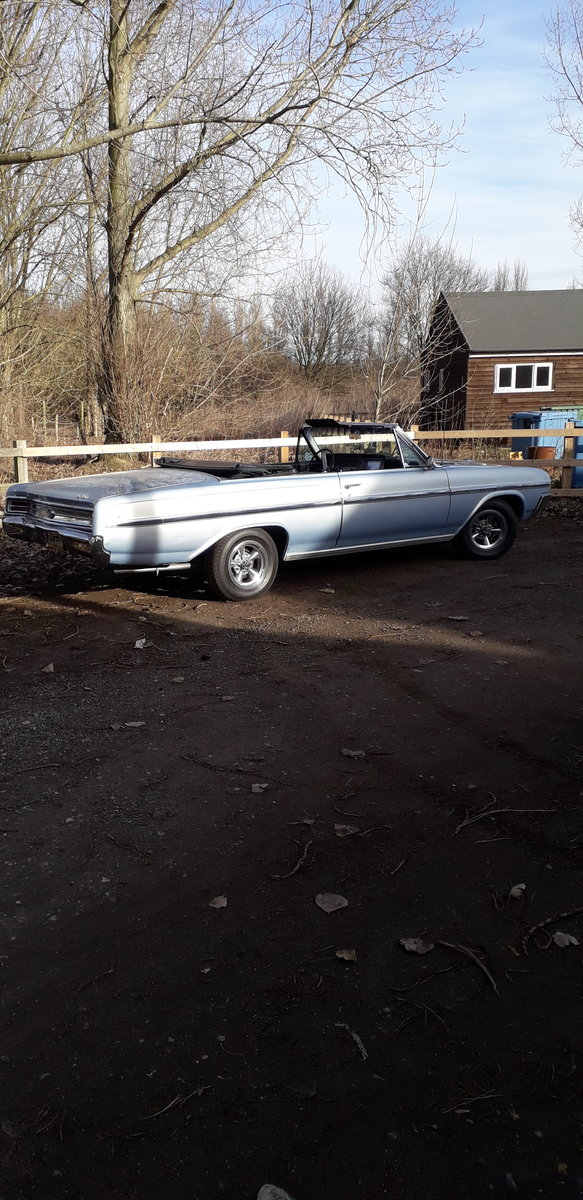 1964 Awesome Skylark Convertible For Sale (picture 6 of 6)