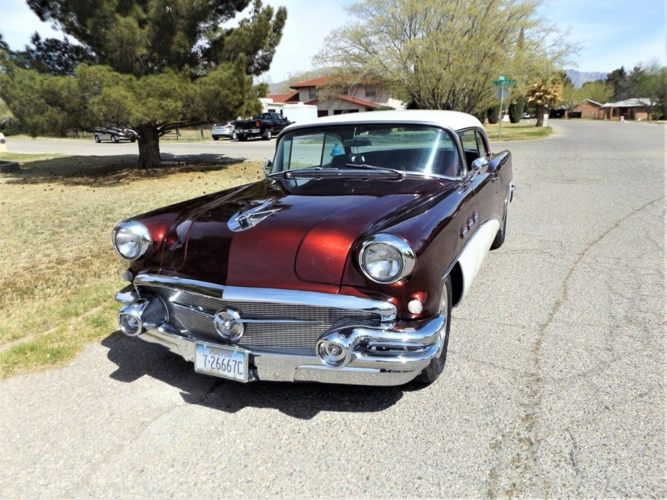 1956 Buick Special RestoMod/Street Rod  For Sale (picture 1 of 6)