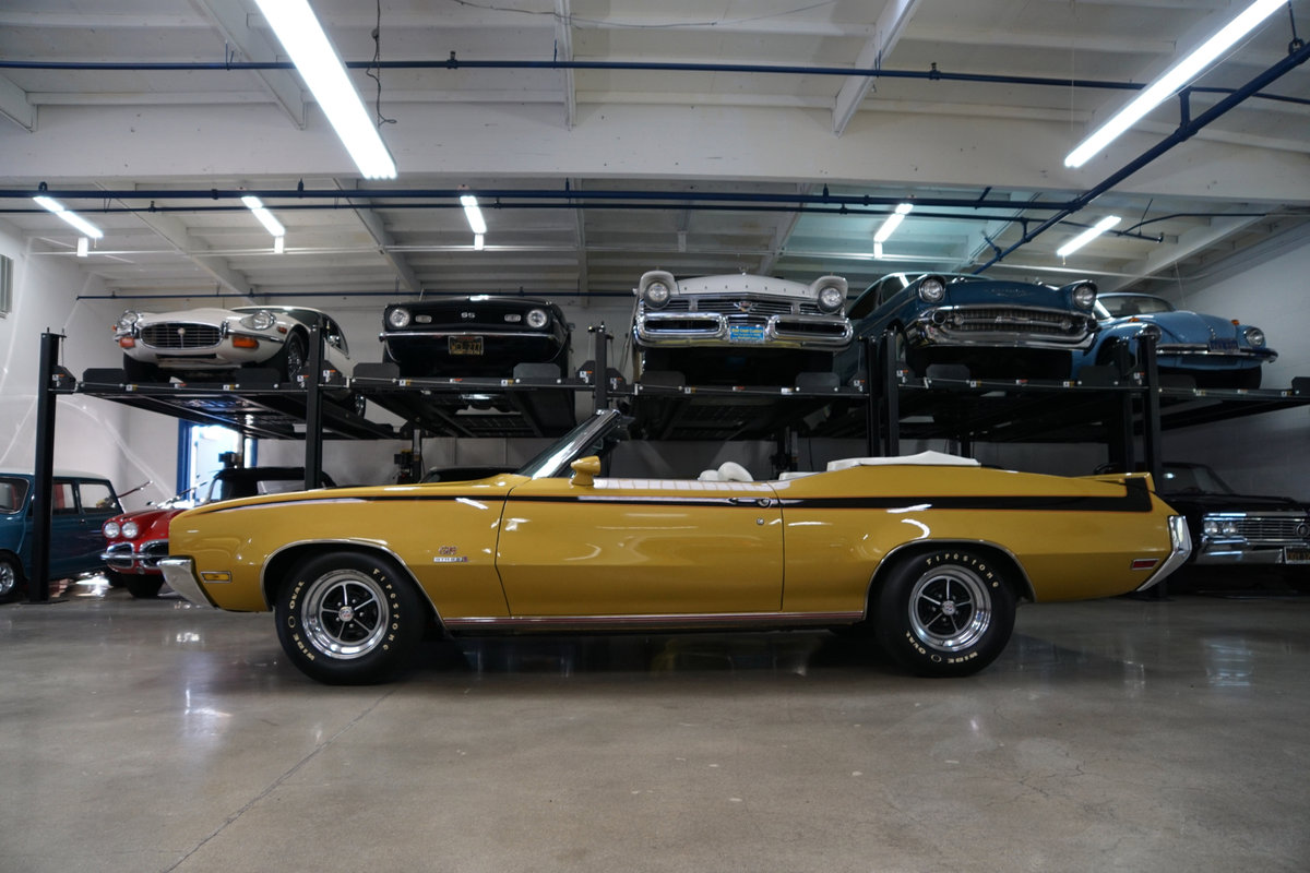 All original 1971 Buick GS 455 Stage 1 Convertible SOLD (picture 3 of 6)