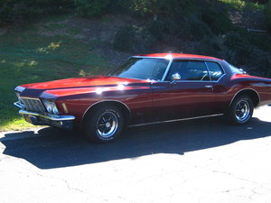 1971 Buick Riviera Award Wining Car For Sale
